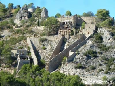 Hoz del Río Escabas - Serranía de Cuenca (Senderismo refrescante); septiembre rutas para andar
